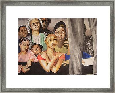 You'er Next Framed Print by William Bryant