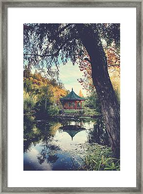 You'll Find Your Way Framed Print by Laurie Search