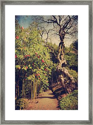 You'll Never Be Alone Framed Print