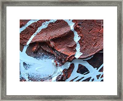 Framed Print featuring the photograph Young Love Part One by Sir Josef - Social Critic - ART