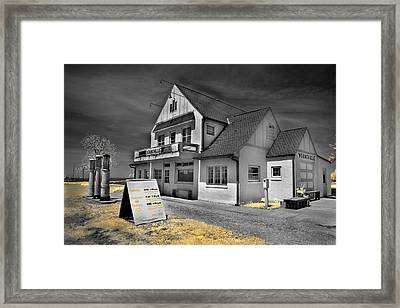 Youngville Framed Print