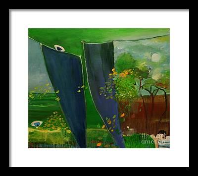 Rozenman Framed Prints