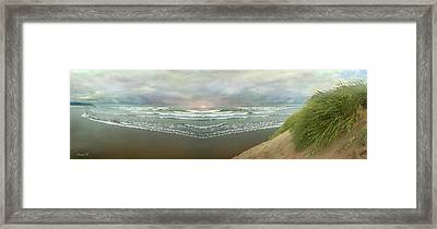 Your Heart Knows The Way Framed Print
