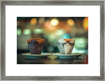 Your Sweetness Is My Weakness Framed Print