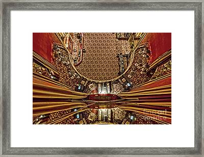 Framed Print featuring the photograph Your Table Awaits by Vicki DeVico