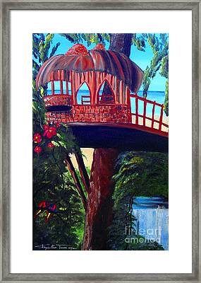 Your Tree House Framed Print