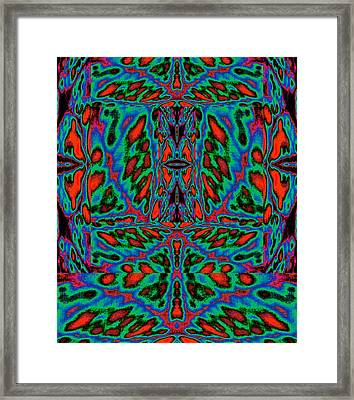 Your Ultimatums Spread Quicker Than Your Wisdom 2014 Framed Print by James Warren