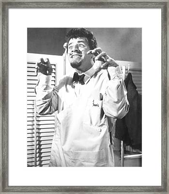Youre Never Too Young, Jerry Lewis, 1955 Framed Print