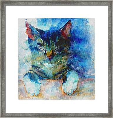 You've Got A Friend Framed Print by Paul Lovering