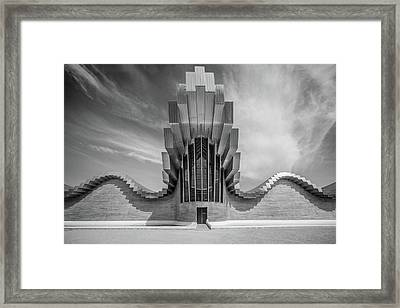 Ysios Winery Framed Print