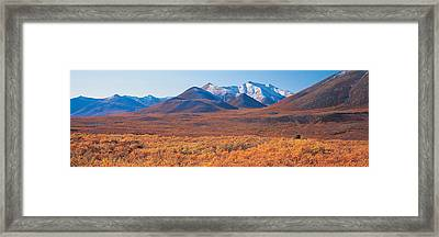 Yukon Territory Canada Framed Print by Panoramic Images