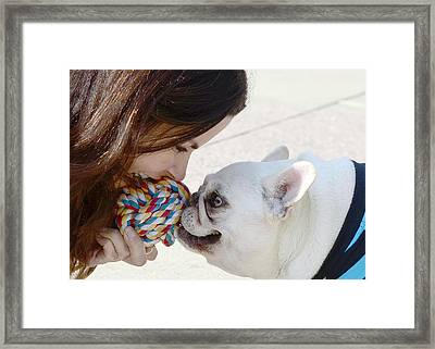 Yummmm Framed Print by Lisa Phillips