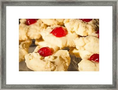 Yummy Framed Print by Cheryl Baxter