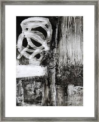 Yupo 2 Framed Print by Elena Nosyreva