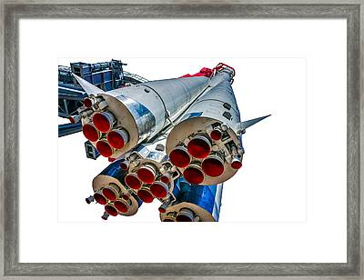 Yuri Gagarin's Spacecraft Vostok-1 - 5 Framed Print