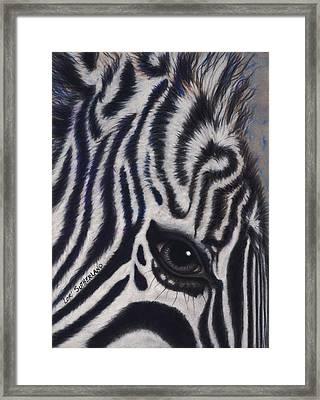 Zatari Framed Print