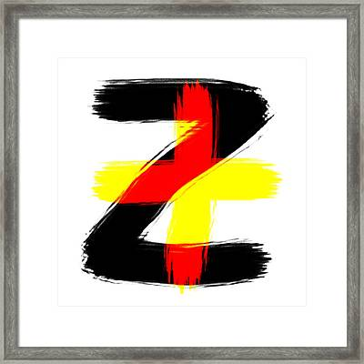 Zee Plus Framed Print by Movie Poster Prints