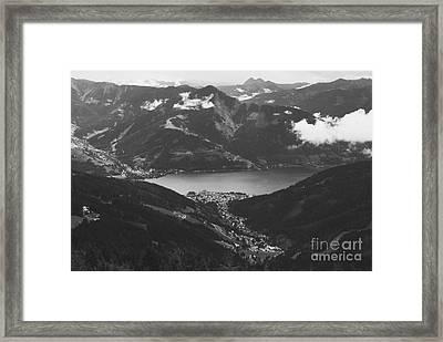 Zell Am See Iv Framed Print