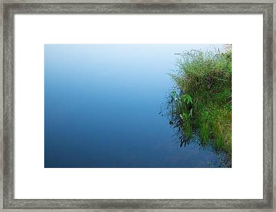 Zen Arrowheads Framed Print by William Fields