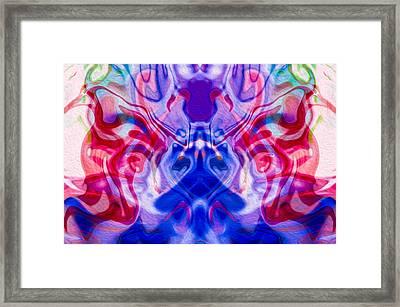 Zen Master Framed Print