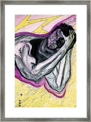 Zeus Framed Print by First Star Art