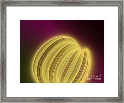 Zing Framed Print by R Muirhead Art