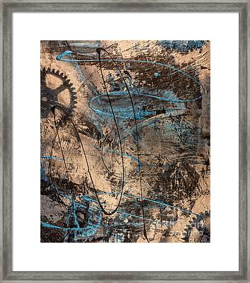 Zion 1178 Framed Print by Bruce Stanfield