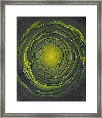 Roborose Framed Print by Maxwell Hanson