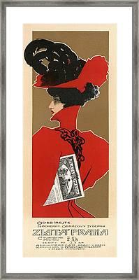 Zlata Praha Framed Print by Gianfranco Weiss