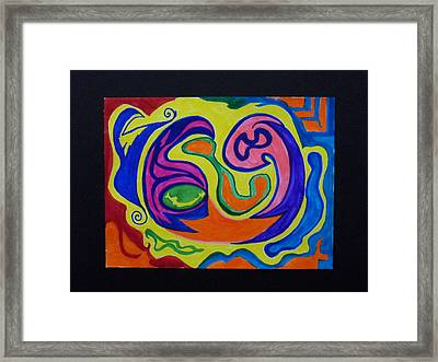 Zodiac #69 Framed Print by James Welch