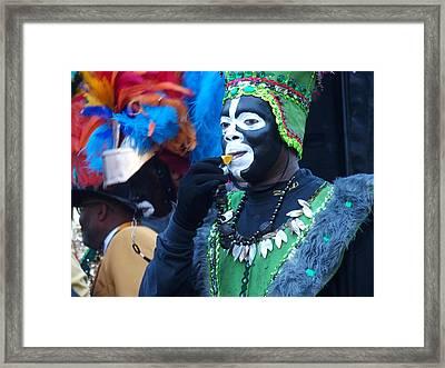 Zulu Framed Print by Steve Archbold