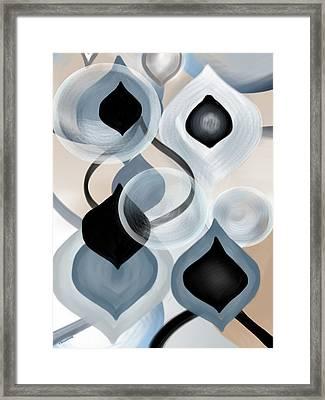 Zync Framed Print