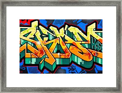 Framed Print featuring the photograph    In The Heart Of Toronto  by Puzzles Shum