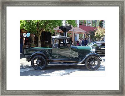 29 Ford Pickup Framed Print by Ansel Price