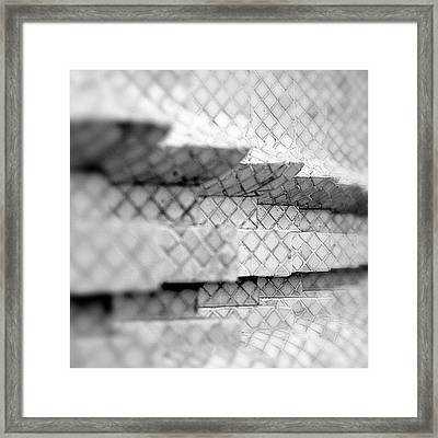 >>>.. #angles #thailand #wat #temple Framed Print