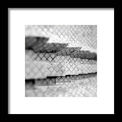 Angle Framed Prints
