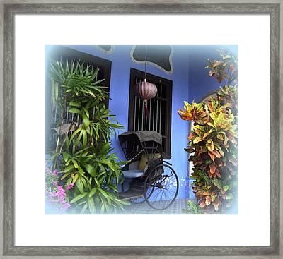 Chong Fatt Tze Framed Print