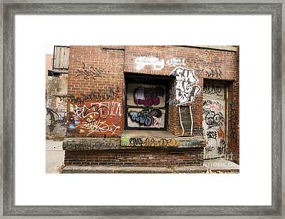 Downtown Toronto  Framed Print by Igor Kislev