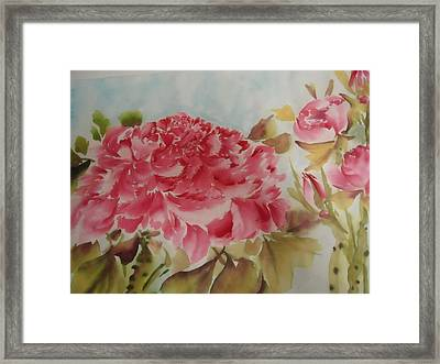 Flower0728-3 Framed Print