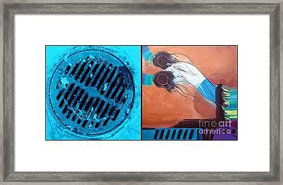 J Hotography 10 Framed Print