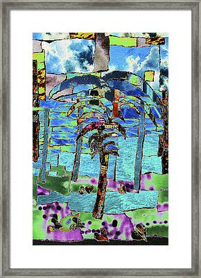 Life's Love Reciprocated Framed Print by Kenneth James