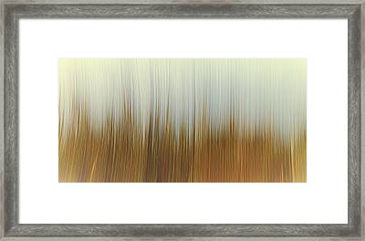 Movement Framed Print by Stelios Kleanthous