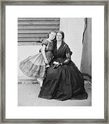 Mrs. Rose O�neal Greenhow Framed Print