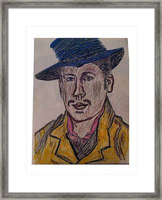 Paul Gauguin Framed Print by De Beall