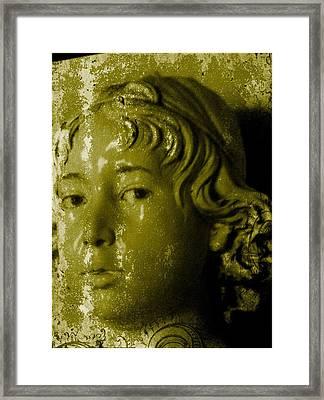 The Boy Framed Print by Paul Washington