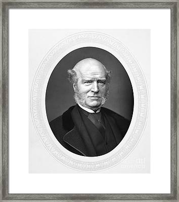 0069574 Thomas Hughes (1822-1896) Framed Print