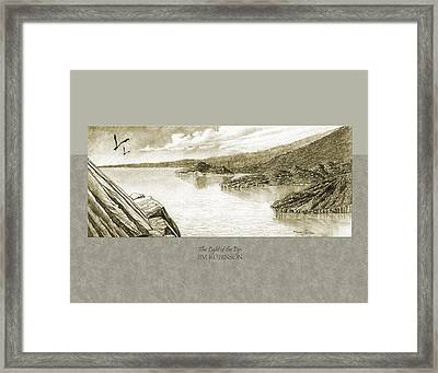 036 The Light Of The Eye Framed Print by Jim Robinson