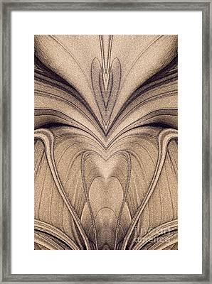 Paint Magic Framed Print