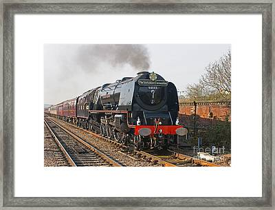 6233 Duchess Of Sutherland Framed Print