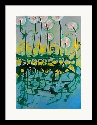 Nina Mirhabibi Framed Prints
